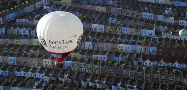 JLL Balloon homepage banner